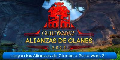 Llegan las Alianzas de Clanes a Guild Wars 2