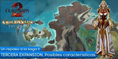 Tercera expansión de Guild Wars 2, posibles características