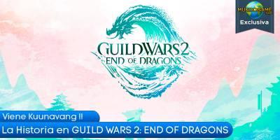 La Historia en Guild Wars 2: End of Dragons