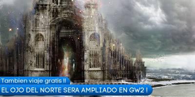 El ojo del Norte será ampliado en el Futuro de Guild Wars 2