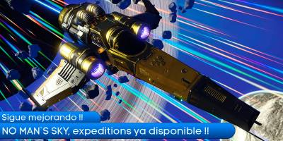 No Mans Sky: Expeditions ya disponible