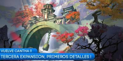 Arenanet confirma el desarrollo de la Tercera Expansión, primeros detalles