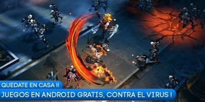 Juegos en Android gratis, contra el coronavirus. Quedate en casa !!